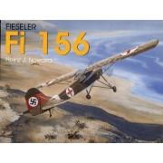The Fieseler Fi-156 Storch by Heinz J. Nowarra