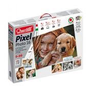 Quercetti 0842 - Pixel Photo Game de Uñas, 16 Tabletas