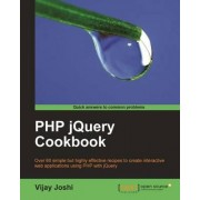 PHP JQuery Cookbook by Vijay Joshi