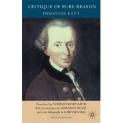 Critique of Pure Reason 2007 by Immanuel Kant