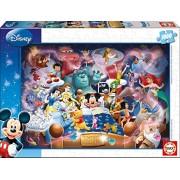 Educa 15190 El sueño de Mickey - Puzzle clásico (1000 piezas)