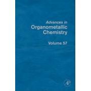 Advances in Organometallic Chemistry: v. 57 by Robert West