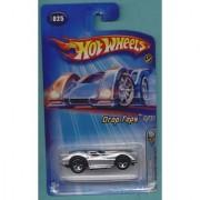 Mattel Hot Wheels 2005 Drop Tops 1:64 Scale Silver 1963 Chevy Corvette Stingray Die Cast Car #025