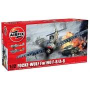 Airfix - Focke Wulf A8/F8, juguete de aeromodelismo (Hornby A02066)