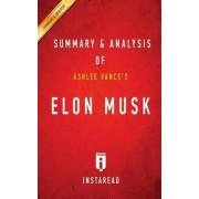 Summary of Elon Musk by Instaread Summaries