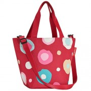 Reisenthel ZR3048 - Bolsa de la compra reutilizable, color points