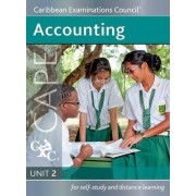 Accounting CAPE Unit 2 A CXC Study Guide: Unit 2 by Caribbean Examinations Council