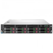 HPE ProLiant DL80 Gen9 E5-2609v3 1.9GHz 6-core 8GB-R H240 8LFF 550W PS WW Entry Server