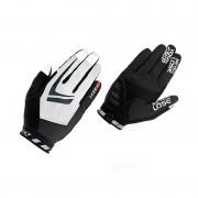 GripGrab Racing Handschuhe schwarz/weiß XL Handschuhe lang