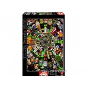 Puzzle Educa World of beer, 1500 buc.