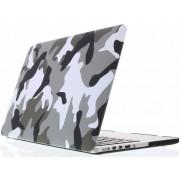 Grijze legerprint design hardshell voor de MacBook Air 11.6 inch