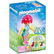 Playmobil Ocean With Fairy Baby Seahorses