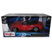Maisto 1:24 Scale 2003 Dodge Viper SRT-10 Diecast Vehicle (Colors May Vary)