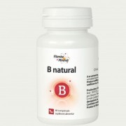 Vitamine si Minerale B Natural comprimate Dacia Plant