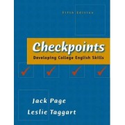 Checkpoints by Jack Page