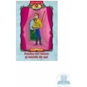 Praslea cel voinic si merele de aur - Carte de colorat