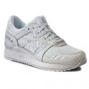 Sneakersy ASICS - TIGER Gel-Lyte III H6B3N White/White