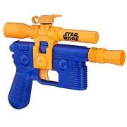 Star Wars Episode VII Nerf Super Soaker Han Solo Blaster
