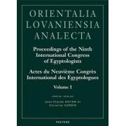 Proceedings of the Ninth International Congress of Egyptologists - Actes Du Neuvieme Congres International Des Egyptologues by C. Cardin