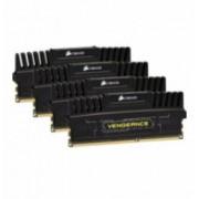 Corsair 32 GB DDR3-RAM - 1866MHz - (CMZ32GX3M4X1866C10) Corsair Vengeance XMP Kit CL10