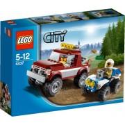 Lego City 4437 Politie achtervolging