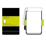 Moleskine - Blanko Notizblock Large, Hardcover, schwarz