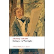 He Knew He Was Right by Anthony Trollope