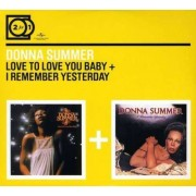 Donna Summer - Love To Love You/ Remember (0600753259450) (2 CD)