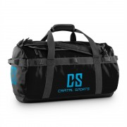 Capital Sports Journ Bolsa de deporte 45l Impermeable Robusta Negro