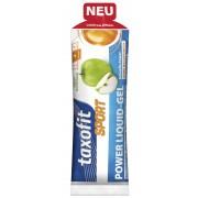 Taxofit Power Liquid-Gel - Gel énergétique - pomme bleu/blanc Gels énergétiques