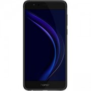 Смартфон Honor 8 DUAL SIM, L09, 5.2 инча, Octa-core, 4GB RAM, 32GB,LTE, BT, WIFi, Android 6.01, Midnight Black, 6901443133215