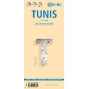 Plattegrond Tunis | Borch