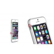 Bumper Love Mei do iPhone 6 - Srebrny