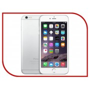 Сотовый телефон APPLE iPhone 6 Plus - 64Gb Silver MGAJ2RU/A