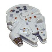 Joy Toy Star Wars 217070 - Millennium Falcon come Apribottiglia con Calamite, Blisterato, 10x4x22 cm