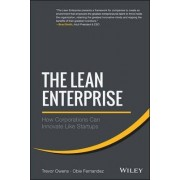 The Lean Enterprise by Trevor Owens