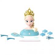 Disney Frozen Elsa Styling Head with Accessories