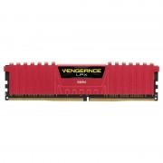 Memorie Corsair Vengeance LPX Red 4GB DDR4 2400 MHz CL14