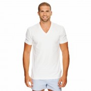 Calida Herren T-Shirt, Body Fit, kurzarm XL