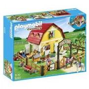 PLAYMOBIL Childrens Farm Pony