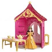 Disney Princess Little Kingdom Magiclip Belle's Room Playset