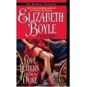 Love Letters from a Duke by Elizabeth Boyle