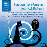 Favourite Poems for Children by Anton Lesser