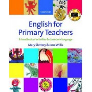 English for Primary Teachers + CD
