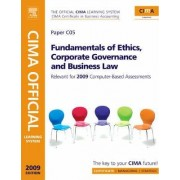 Fundamentals of Ethics, Corporate Governance and Business Law: Paper C05 by Larry Mead