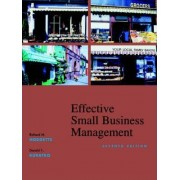 Effective Small Business Management: Wiley Student Edition by Richard M. Hodgetts