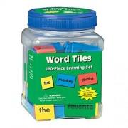 6 Pack Eureka Word Tiles Parts Of Speech 160/Pk