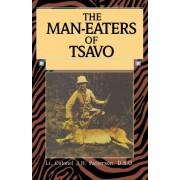 Man-Eaters of Tsavo by John Patterson