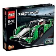 LEGO TRCHNIC Durable Racing Car 2-in-1 Model SUV Racing Car 42039