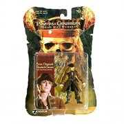Pirates of the Caribbean Dead Mans Chest Elizabeth Swann (Pirate Disguise) Action Figure